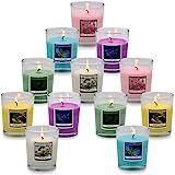 Yankee Candle Lote de 40 velas de cera fragancias cl/ásicas