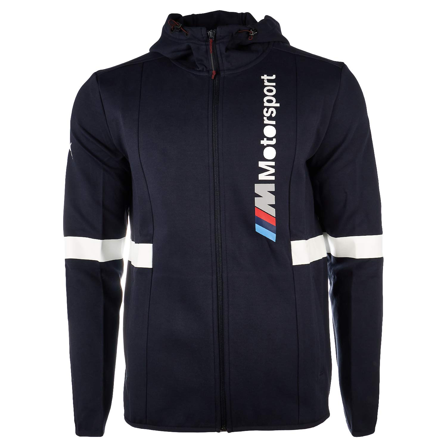 PUMA Men's BMW Motorsport Hooded Sweat Jacket,