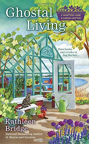 Ghostal Living (Hamptons Home & Garden Mystery)