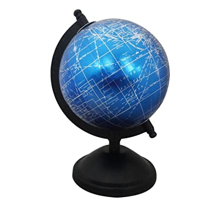 Buy antique blue globe indian home decor plastic ball handmade 8 antique blue globe indian home decor plastic ball handmade 8quot tall decorative purpose handicraft vintage gumiabroncs Images