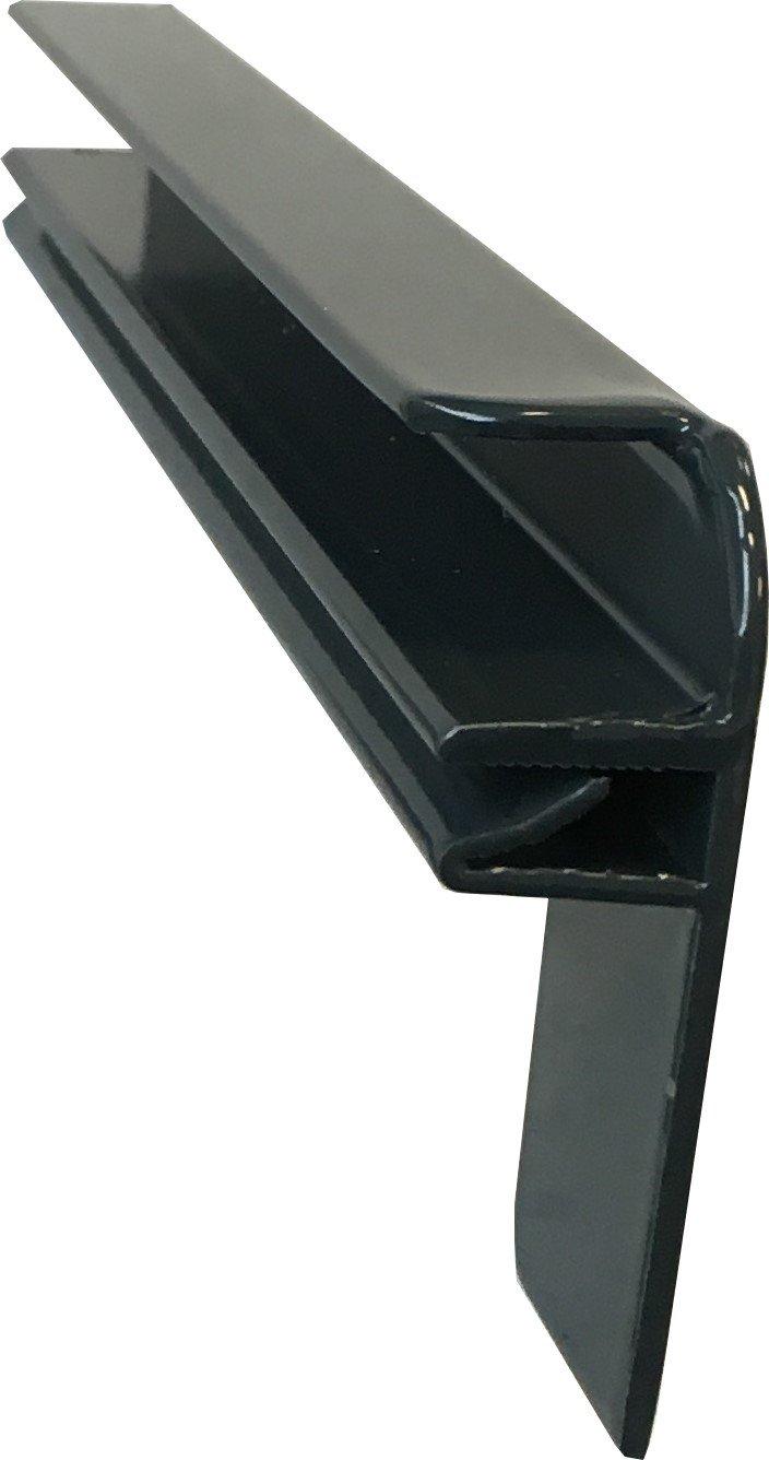 Fensterbank Putz Seitenteile 280 mm in Anthrazit