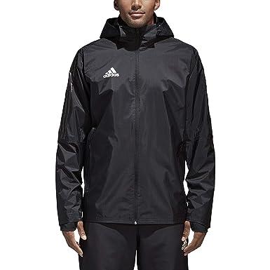 adidas Men s Tiro 17 Storm Jacket (X-Large) at Amazon Men s Clothing ... be78aef9b474