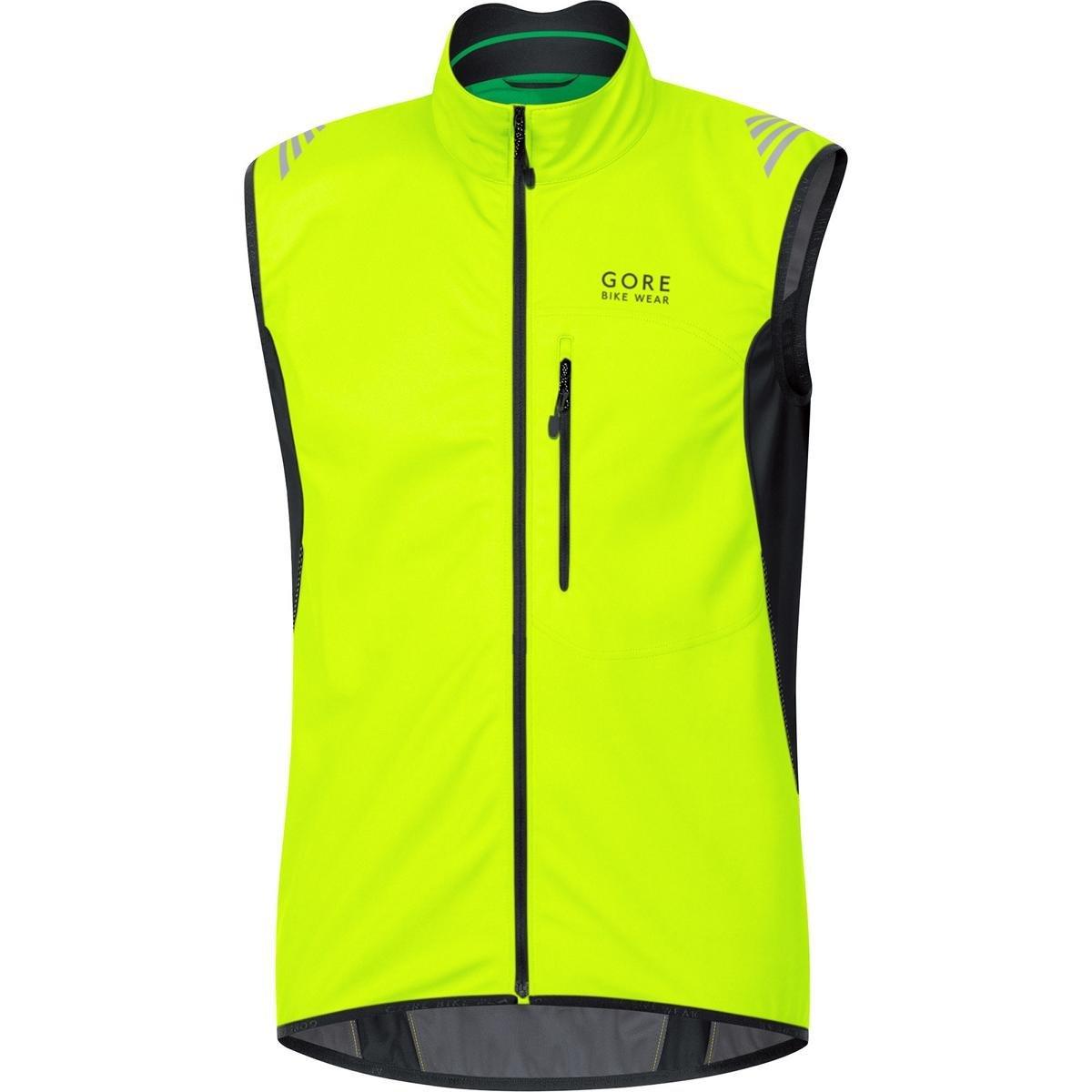 Gore Bike Wear Men's Element Windstopper Soft Shell Vest