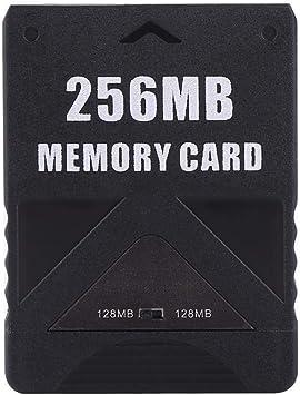 PS2 Tarjeta Memorie - Tarjeta SD Profesional Económico Alta Velocidad Tarjeta de Memoria Compatible con Sony Playstation 2 PS2 Juegos Accesorios (4 tamaños) (Size : XL): Amazon.es: Electrónica