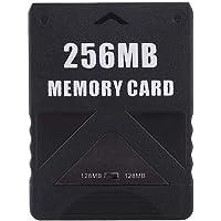 PS2 Tarjeta Memorie - Tarjeta SD Profesional Económico Alta Velocidad Tarjeta de Memoria Compatible con Sony Playstation…