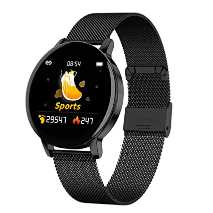 Amazon.com: ILYO Waterproof Fitness Tracker, Blood Oxygen ...