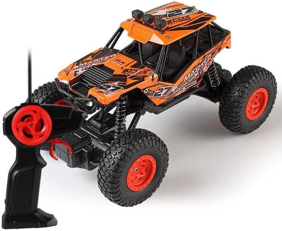 S2F5 1:20 RC Off-Road Radio coche de control remoto del vehículo controlado Escalada coche de alta velocidad del juguete Cross-Country Buggy Coches de interior al aire libre juego de deportes Coches D