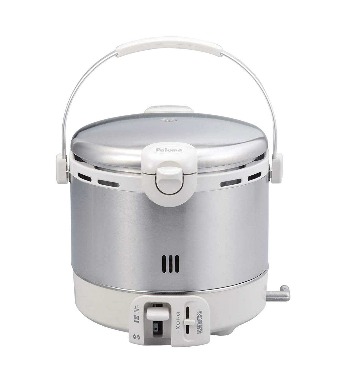 パロマ (Paloma) ガス炊飯器 5合炊き プロパンガス LPG用 PR-09EF   B07GBMCHVP