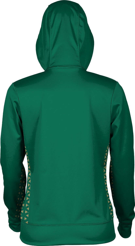 School Spirit Sweatshirt ProSphere Colorado State University Girls Pullover Hoodie Geometric