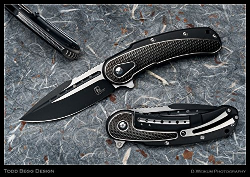 TODD BEGG STEELCRAFT BODEGA WITH Black Finish