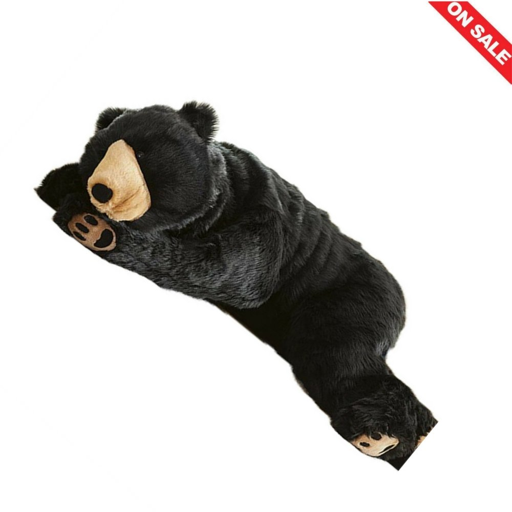 Whole Body Pillow Full Body Wide Cool Body Pillow Fur Toddlers Kids Cute Body Hugging Bear Cub Style Pillow & E book By Easy2Find.