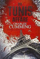 Die Tunis Affäre: Thriller