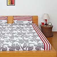 Flat 65% Off : Solimo Bedsheets