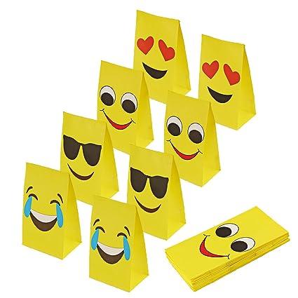Amazon.com: Bolsas de papel de Aresmer, para dulces y ...
