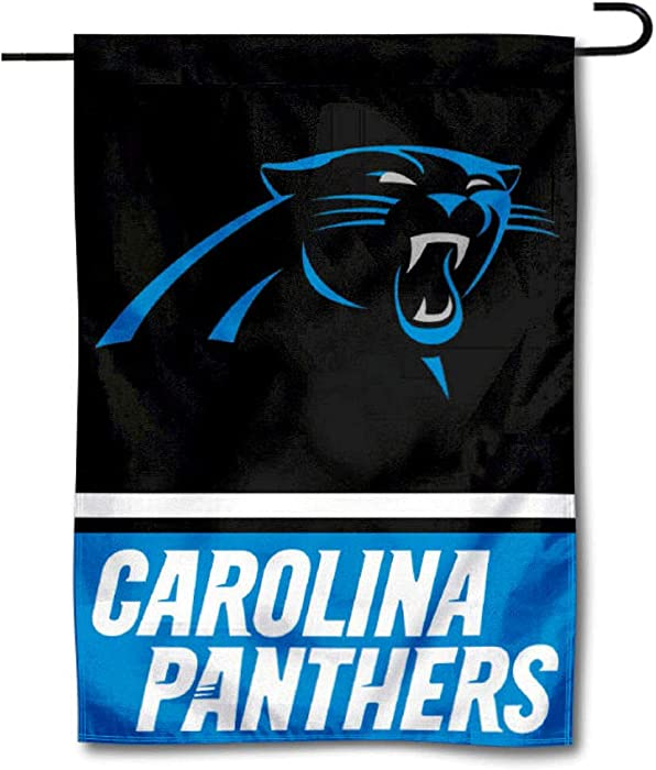 The Best Carolina Panthers Double Sided Garden Flag