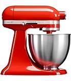 KitchenAid Mini Stand Mixer, 3.3 L, Hot Sauce