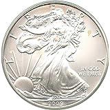 2009 P $1 American Eagles - Silver Silver Eagle Dollar AG0 PCGS