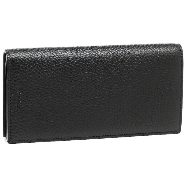 (バリー) BALLY バリー 財布 BALLY 6208053 CITY STRADDOK メンズ 長財布 BLACK [並行輸入品] B01M63K897