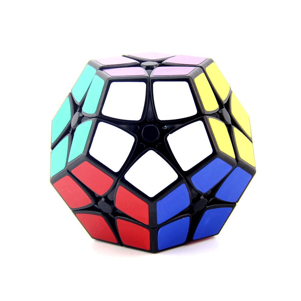 Puzzle de 2 x 2 Megaminx Speed Cube Dodecahedron Fidget Toys Dingze Shengshou rub/íes