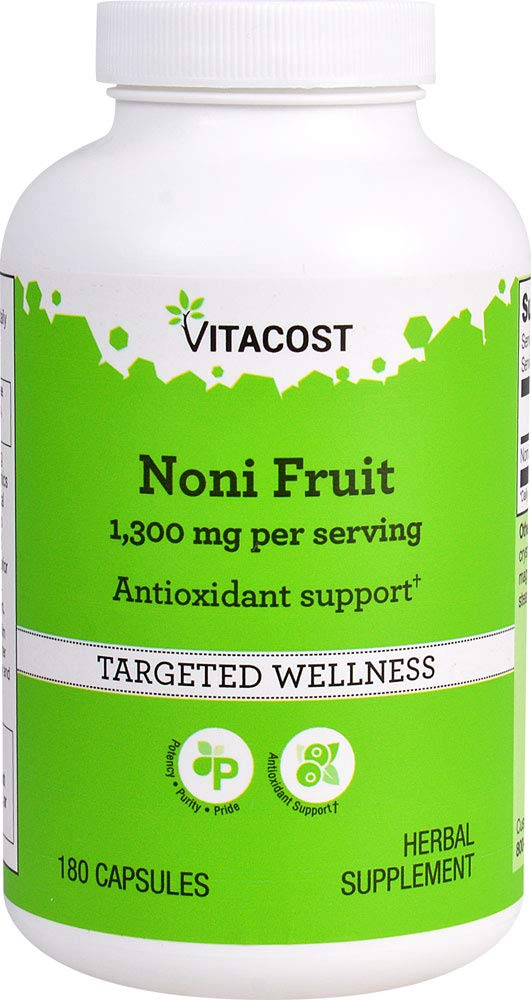 Noni Concentrate 650 Mg: Amazon.com: Doctor's Best Noni Concentrate (650 Mg), 120