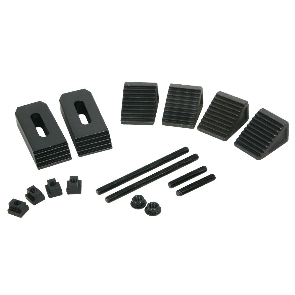 6 mm T-Slot Clamping Kit, 16-Piece