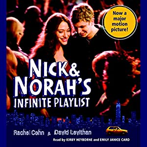 Nick & Norah's Infinite Playlist Audiobook