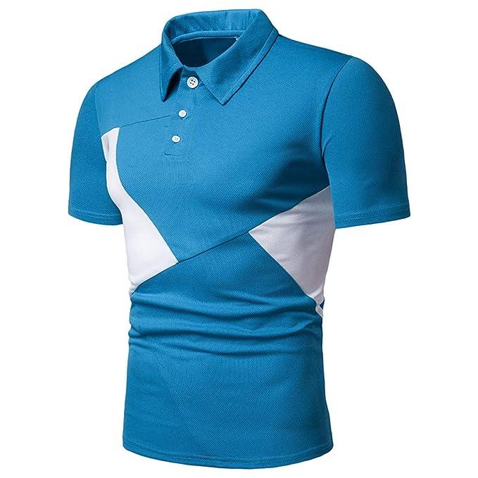 Camisa para Hombre Camiseta Camiseta Bonita y Cómoda para ...