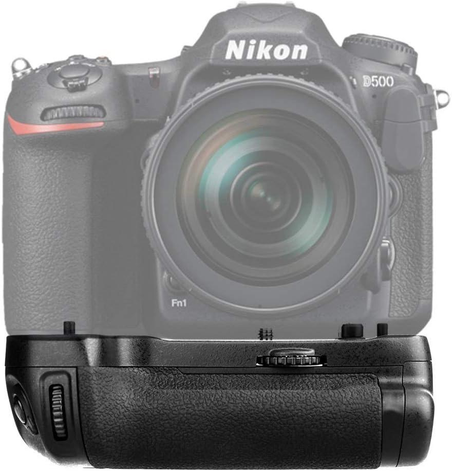 XicT - Empuñadura de batería para Nikon D500 MB-D17: Amazon.es ...