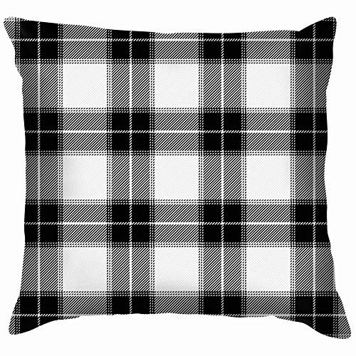 Tartan Gabardine Fabric Scottish Cage Throw Pillows for sale  Delivered anywhere in Canada