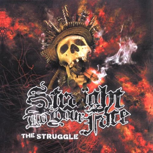 Straight To Your Face-The Struggle-CD-FLAC-2010-CATARACT Download
