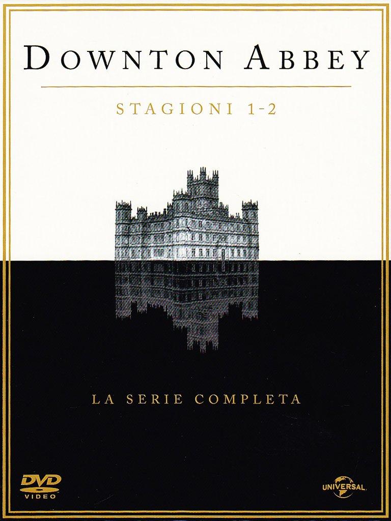 Downton Abbey - Stagione 01-02 (7 Dvd) [Italian Edition] B00F8J3E9C