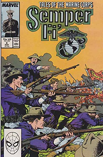 Semper Fi' Tales of The Marines #4