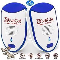 DivaCat Ultrasonic Pest Repeller Plug