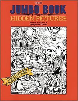Jumbo Book of Hidden Pictures/®
