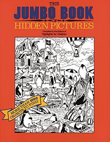 The Jumbo Book of Hidden Pictures