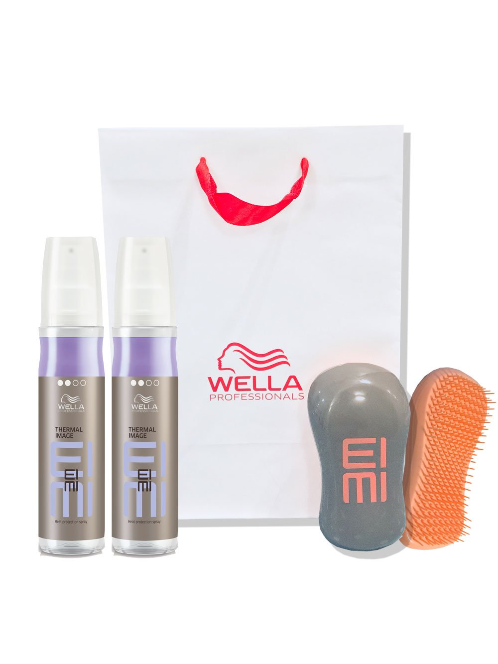 Wella Professionals Eimi Thermal Image Heat Protection Spray Gift Set Wella Eimi