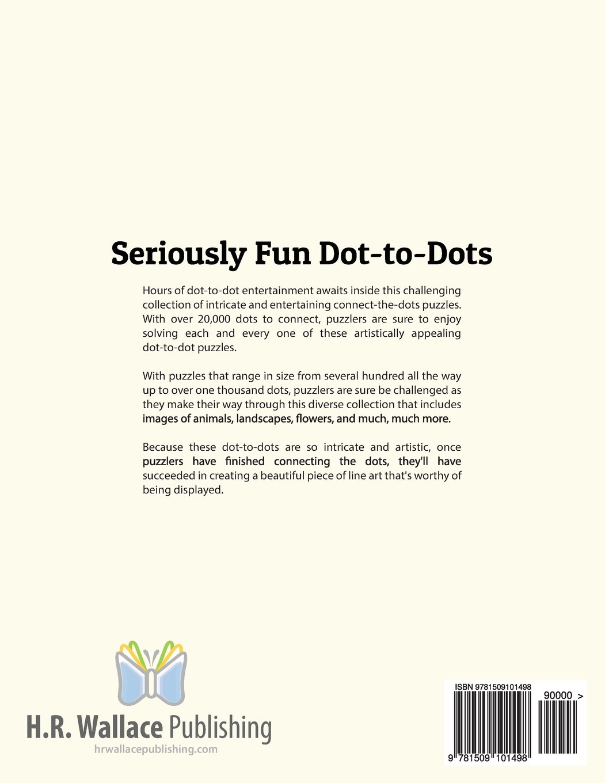 the incredible dot to dot challenge book 1 30 amazingly