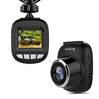 AuKing Dash Cam,AuKing S3 Mini Full HD 1080P Car Camera