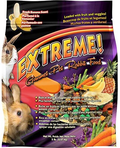 F.M.Brown's Extreme! Gourmet Pet Rabbit Food, 5 (Gourmet Rabbit Food)