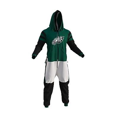 9a23acf095 Amazon.com  Philadelphia Eagles NFL Adult Onesie by Sportsedo The ...
