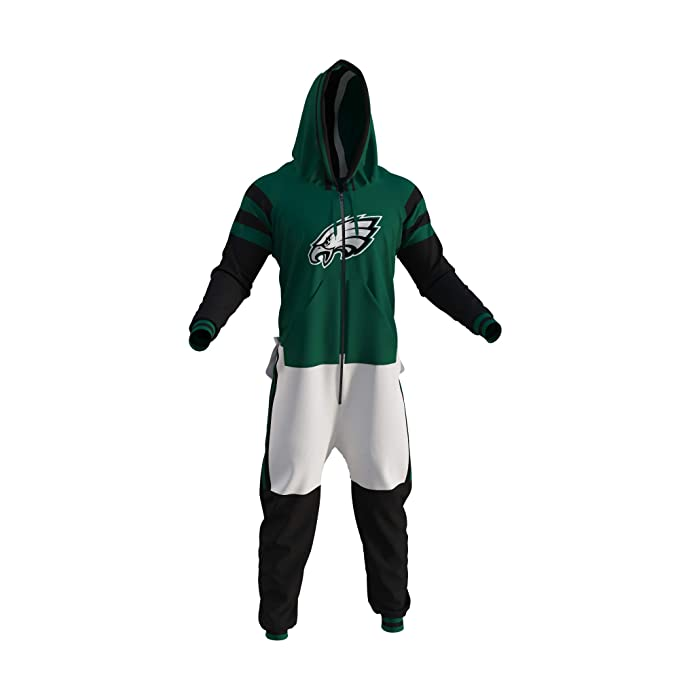 check out b3aff 2c2bb Amazon.com: Philadelphia Eagles NFL Adult Onesie (X Large ...