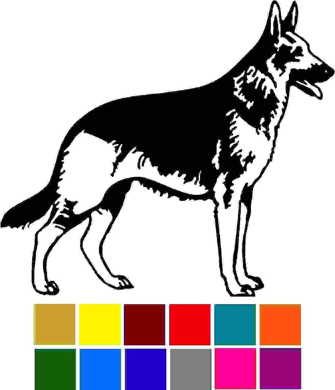 Choose Color V and T Gifts Animal German Shepard Dog Pet