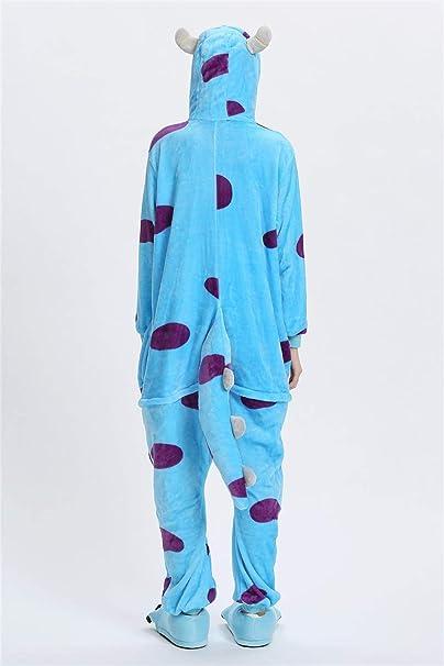 GBYGDQ Pijama para adultos con diseño de dinosaurio para ...