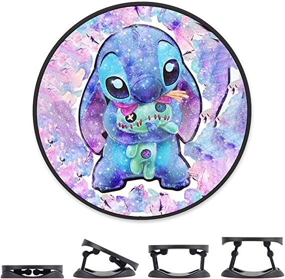 DISNEY COLLECTION Collapsible Expanding Grip Kickstand Lilo Stitch 1