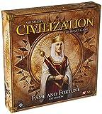 Fantasy Flight Games Civilization: Fame And Fortune Expansion