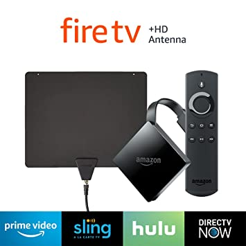Review Fire TV with 4K