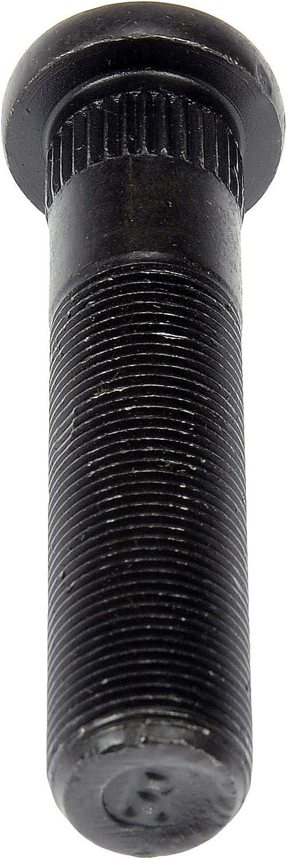 25.65 mm Knurl Pack of 10 Dorman 610-0092.10 M22x1.5 Serrated Stud 122.22 mm Length