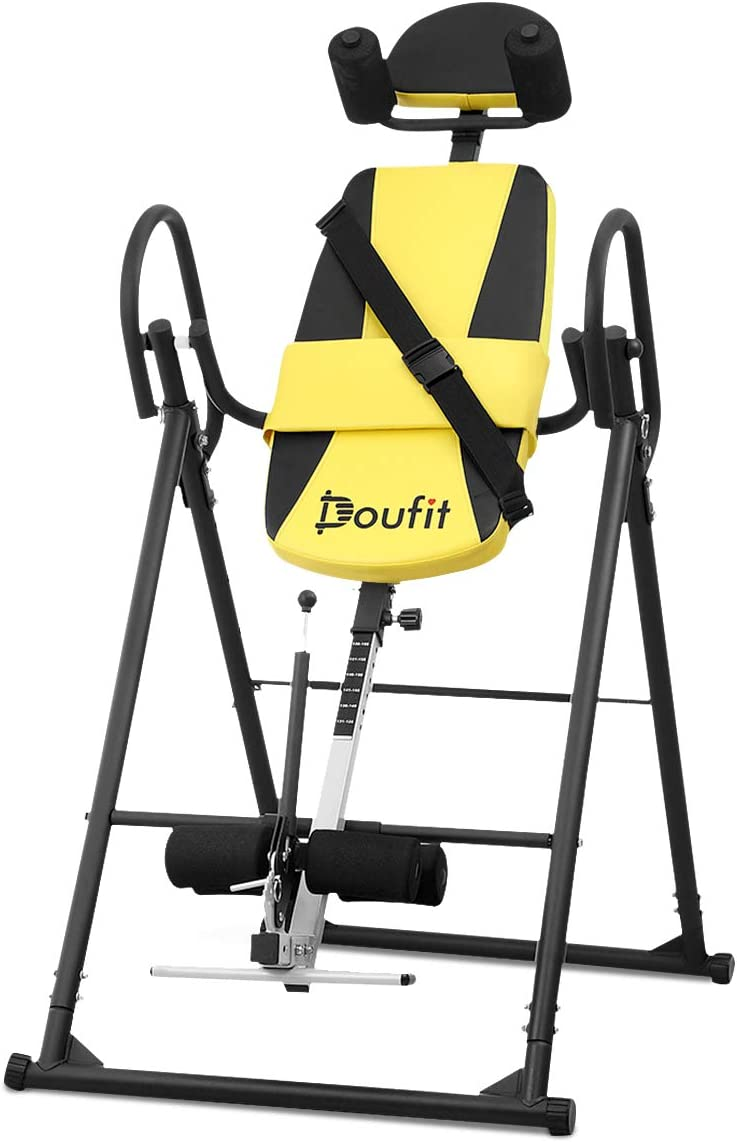 Doufit Inversion Table for Back Pain Relief