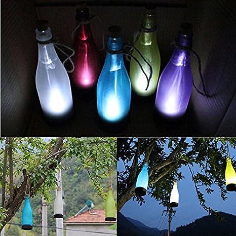 Soporte netharaTM colores E iluminación Solar luz LED Jardín ...