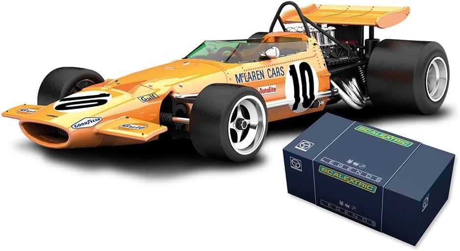 Scalextric - Légendes - McLaren M7c - Slot Car - C3545A - Hornby.